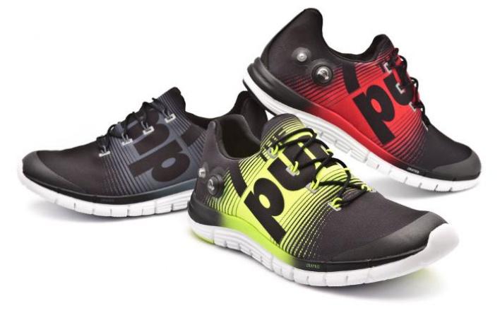 Reebok ZPump Fusion с новой технологией индивидуальной посадки по ноге – революция в обуви для бега