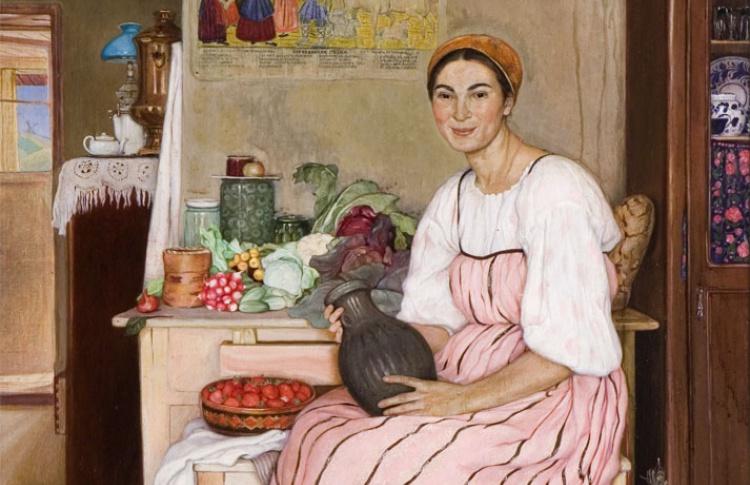 Натурщицы в творчестве русских художников второй половины XIX – начала XX века