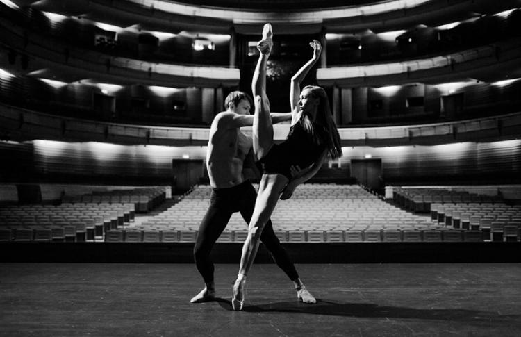 Творческая мастерская молодых хореографов
