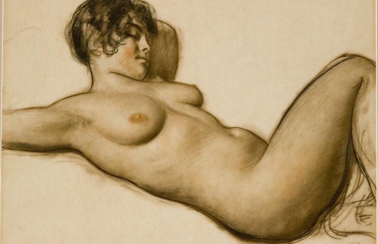 Женский образ в творчестве русских художников
