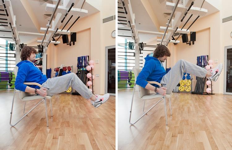 14 упражнений для офиса Фото №458452