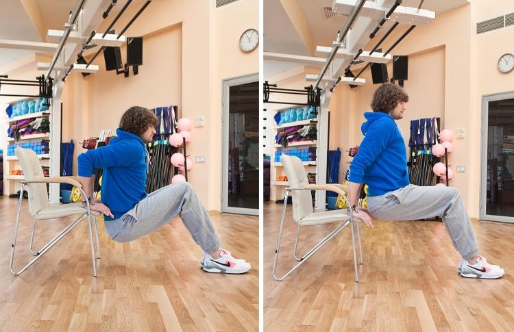 14 упражнений для офиса Фото №458456