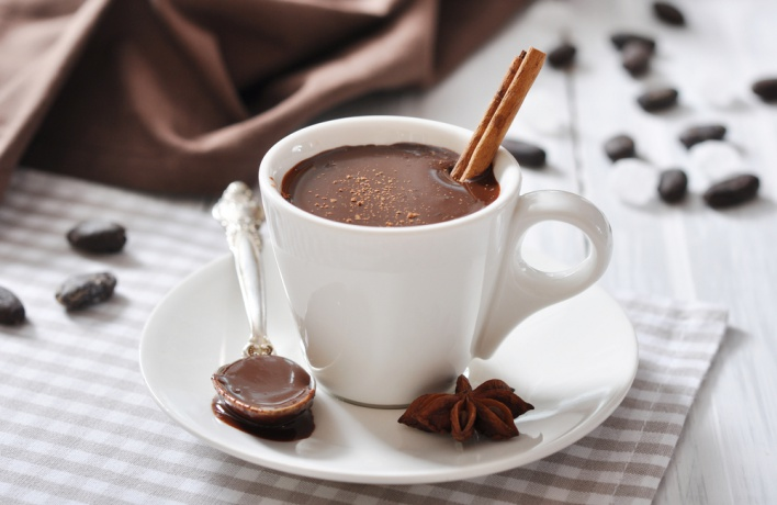 10 лучших мест в Москве, где можно порадовать себя горячим шоколадом