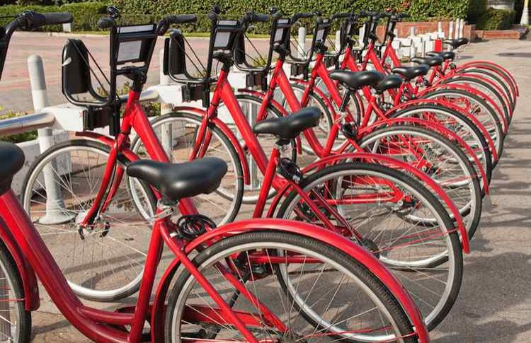 Сезон велопроката начнется на следующей неделе