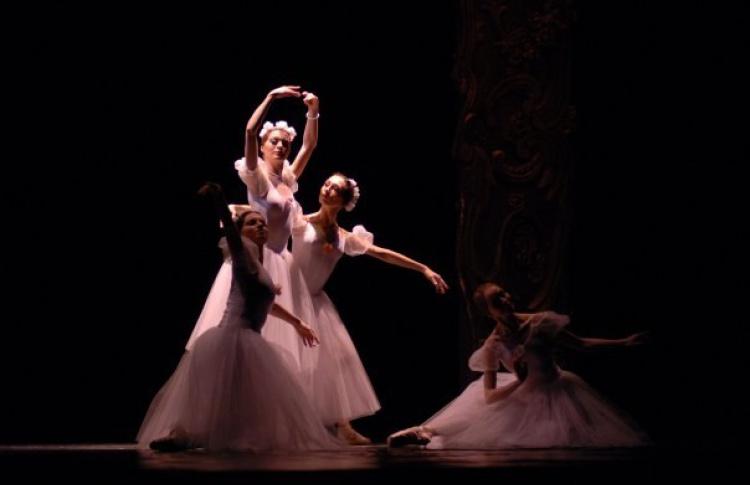 """Вечер балета: """"Шопениана"""" и """"Пахита"""""""