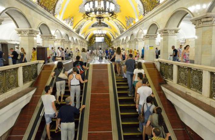Радио в метро меняет репертуар