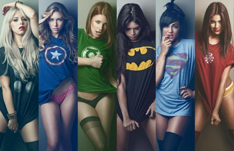 Кто твой супергерой?