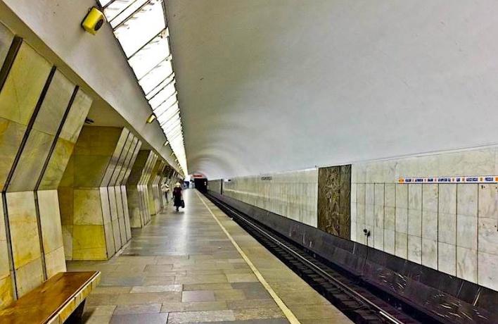 В субботу закроют станции между «Проспектом Мира» и «Октябрьской»