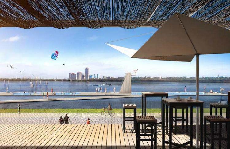 Плавучие гостиницы, танцплощадки и проход к воде по паспорту: какой горожане видят Москву-реку