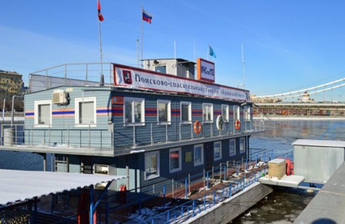 Летом на Москве-реке останутся только четыре дебаркадера