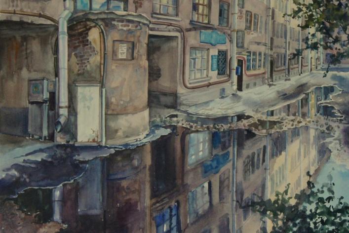 Ленинград в Петербурге