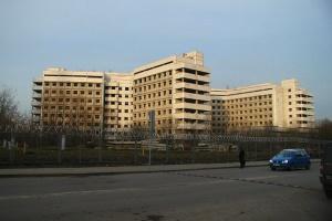 Ховринскую больницу, в которой хотят снять хоррор, собираются снести