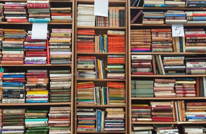При библиотеках могут открыть букинистические