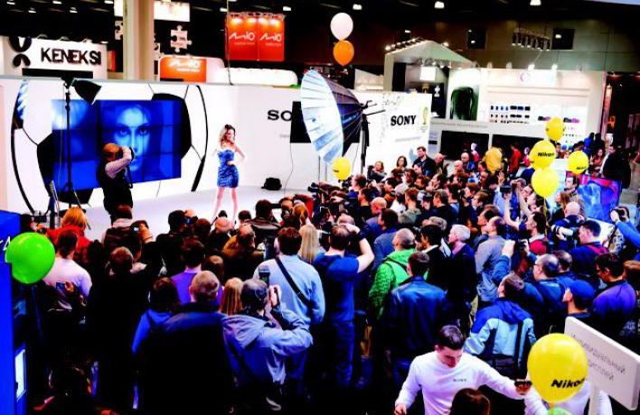 Выставка Consumer Electronics & Photo Expo