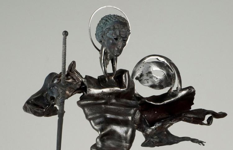 Скульптура и графика Сергея Кондрашкина