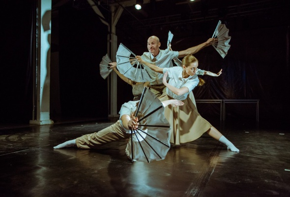 Записки сумасшедшего балет - Фото №3