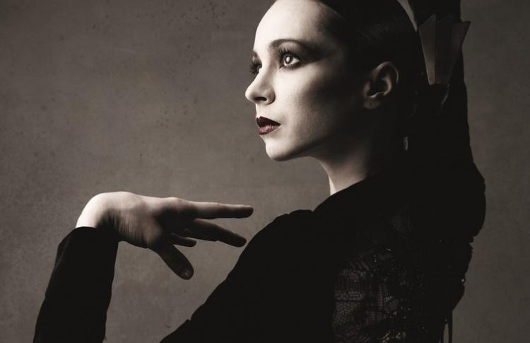 Диана Вишнева в объективе Патрика Демаршелье