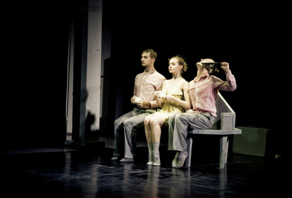 Записки сумасшедшего балет - Фото №2