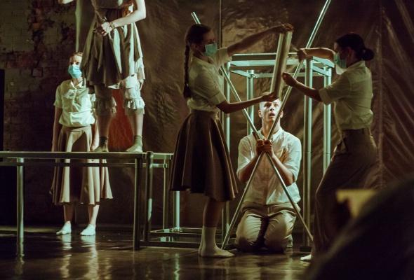 Записки сумасшедшего балет - Фото №0