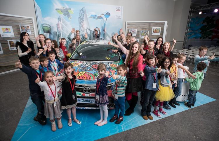 Toyota назвала победителей конкурса «Автомобиль мечты» в России