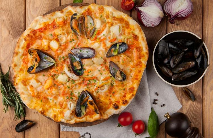 Пицца сеньора Лоренцо
