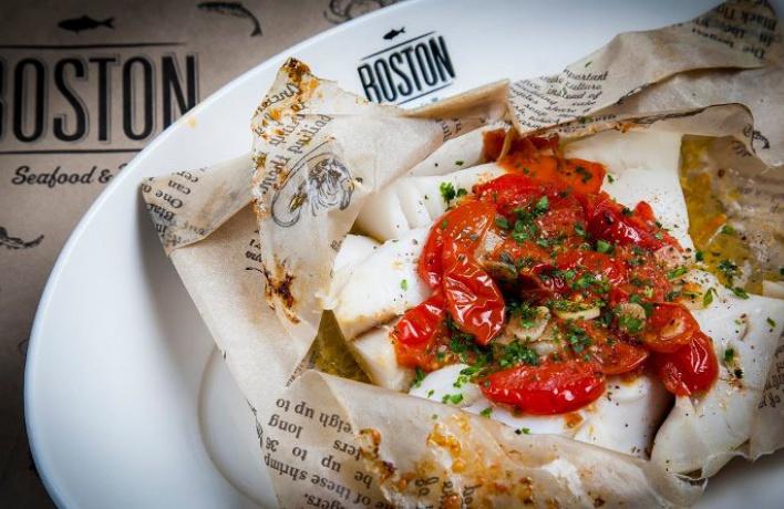 Где есть русскую рыбу: 8 лучших меню фестиваля «Рыбная неделя»