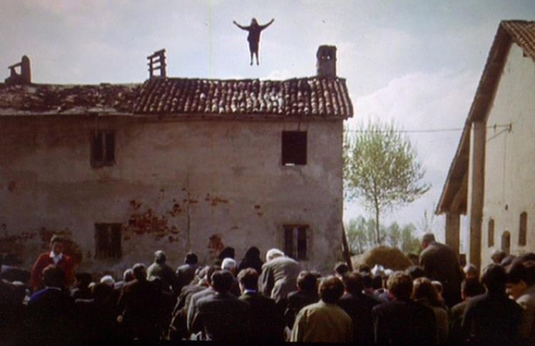 Просмотр и обсуждение фильма Пьера Паоло Пазолини «Теорема»
