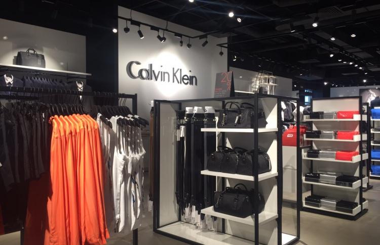В «Outlet Village Белая Дача» появился Calvin Klein