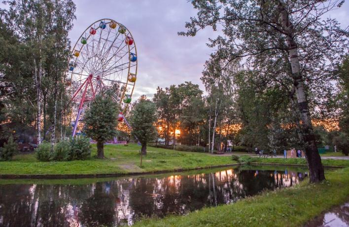 Парк им. Бабушкина