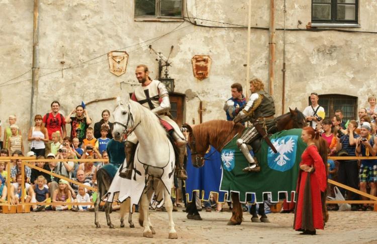 Средневековая сказка