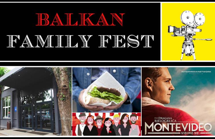 Апрельский Balkan Family Fest
