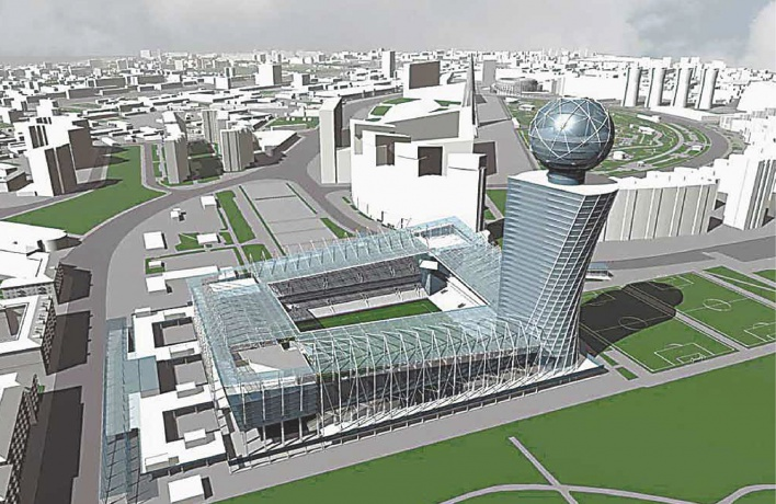 Стадион ЦСКА откроют в начале 2016