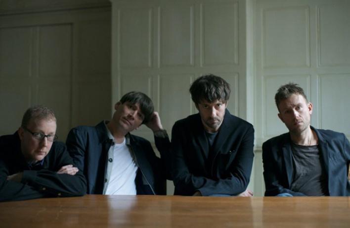 Новый альбом Blur можно послушать досрочно