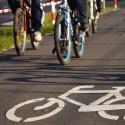 На Бульварном кольце прочертят велодорожку