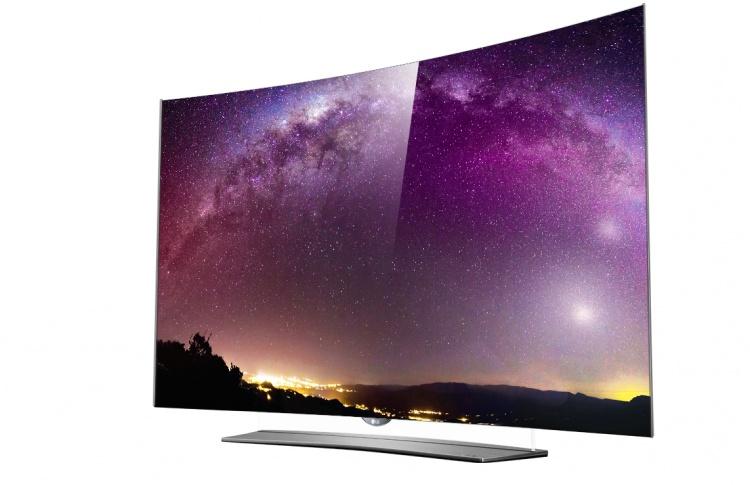 Изящные инновации от LG: телевизор, парящий в воздухе