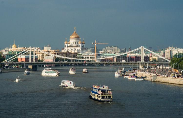 В Москве могут начать праздновать День реки