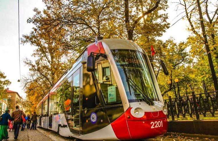 В Москве построят три новые трамвайные линии