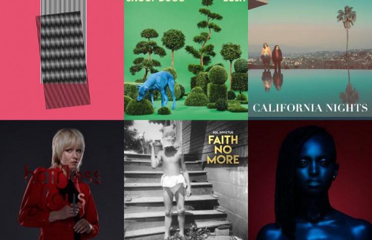 Что слушать в мае: 9 новых альбомов