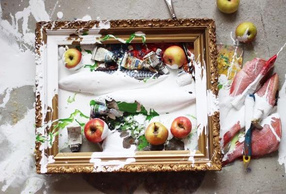 Эмбарго: продовольственная живопись - Фото №0