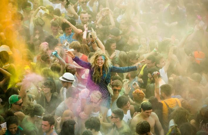 Горячая десятка летних фестивалей Европы
