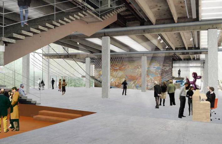 Новое здание «Гаража» откроют 12 июня