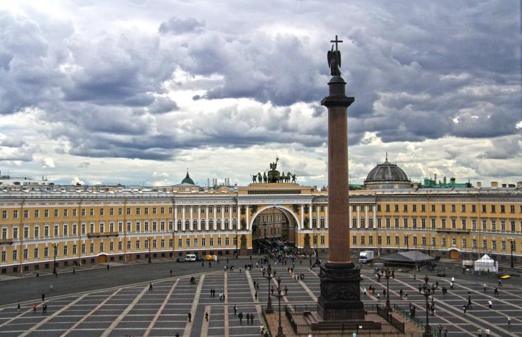 О мифах и легендах Санкт-Петербурга