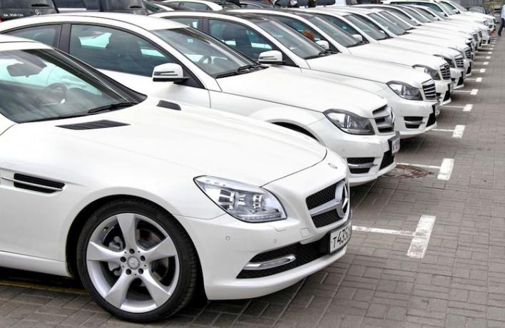 Москва запустит сервис краткосрочной аренды автомобилей