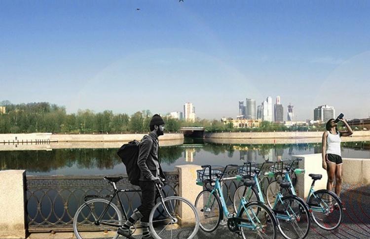На набережных проложат 250 км велодорожек