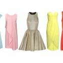 20 вечерних платьев