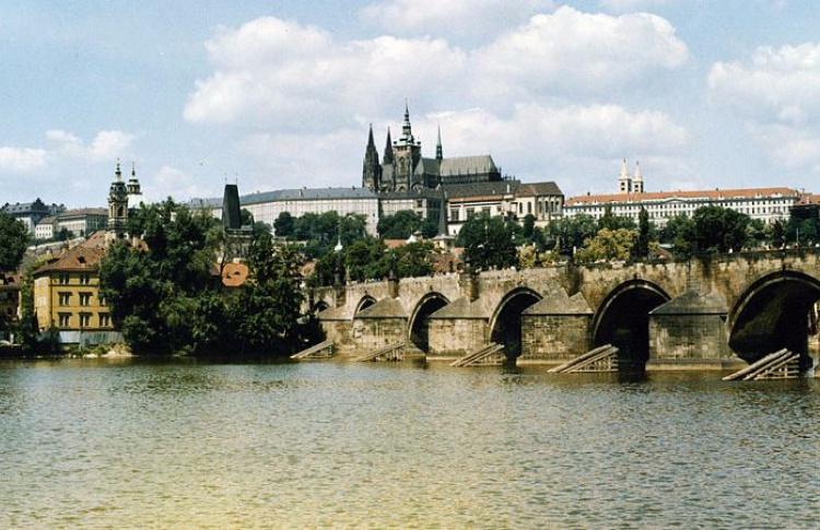 Прага — беспокойное сердце Европы