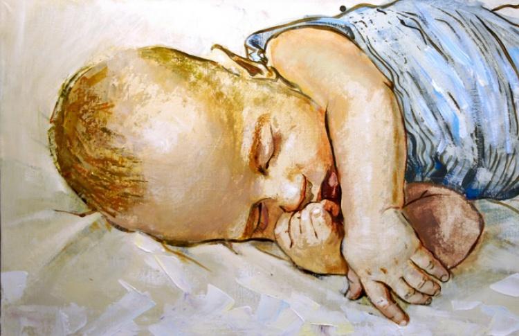Рождение. Женщина творящая