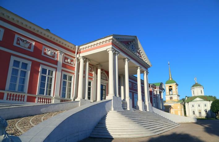 Музыкальный фестиваль «Органные вечера в Кусково»