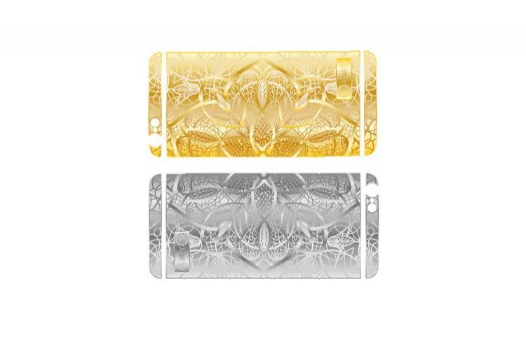 Антикризисные новости: ювелирный бренд KoJewelry выпустил золотую накладку на IPhone