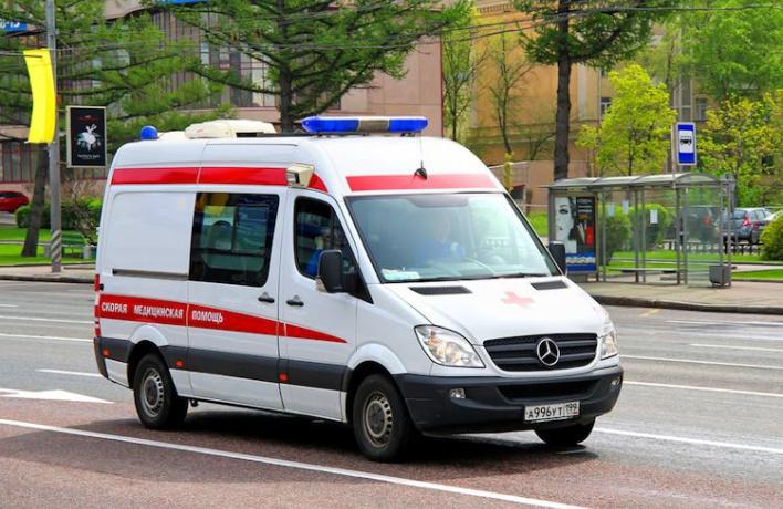 Водителю ложной скорой помощи грозят всего 5 тысяч рублей штрафа